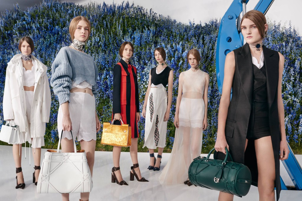 Christian Dior RTW Spring Summer 2016
