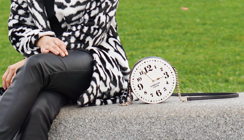 KateSpade Clock Miki