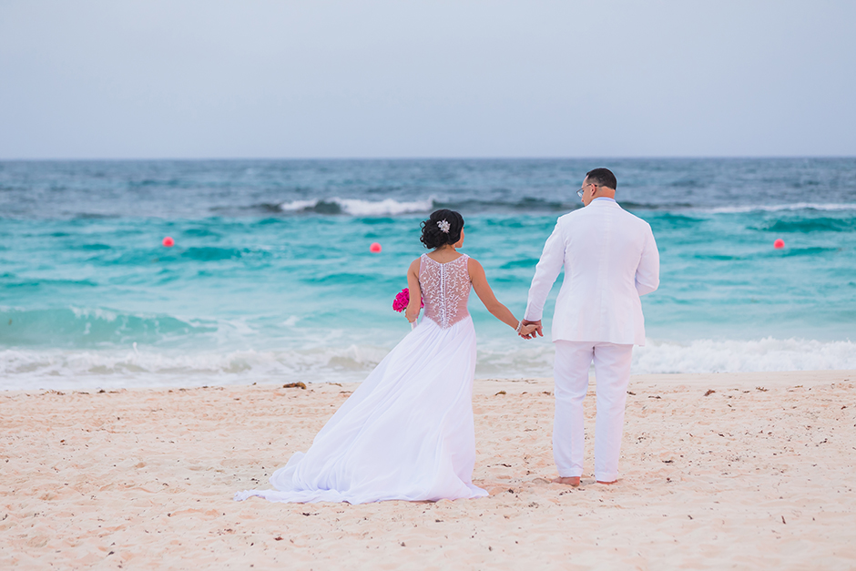 Destination Wedding Punta Cana Beach