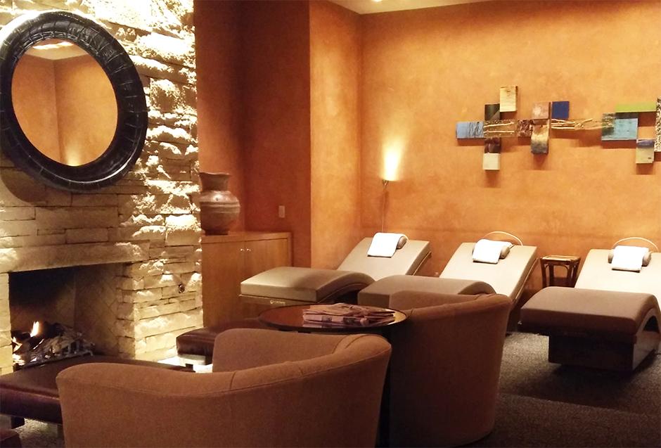 Fairmont Scottsdale Spa Indoor