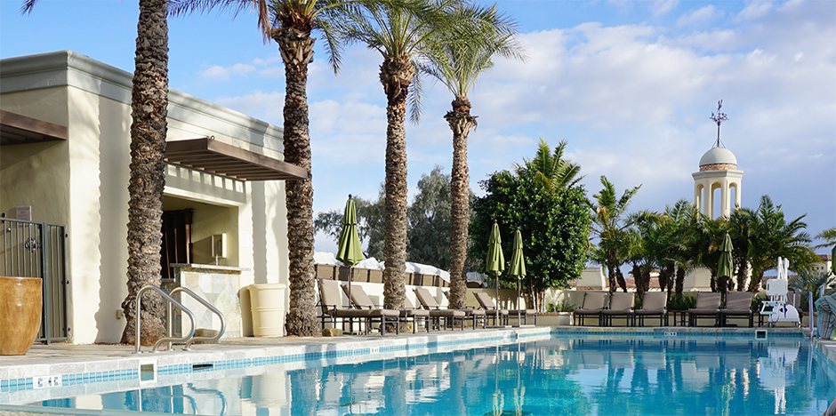 Fairmont Scottsdale Spa Outdoor Pool