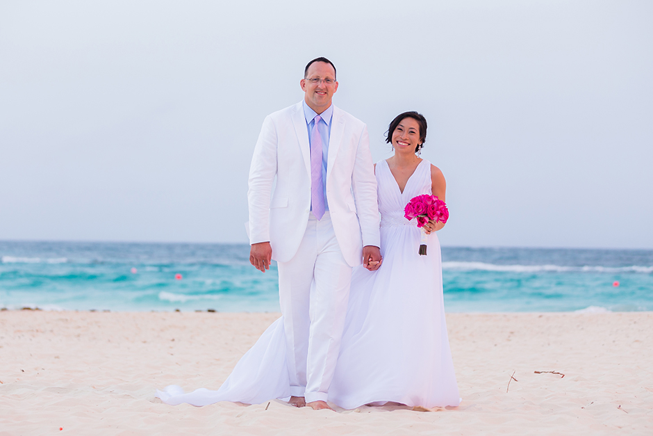 Destination Wedding In Punta Cana Dominican Republic Mikialamode