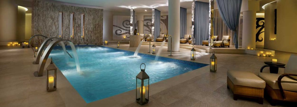hard rock hotel punta cana water spa