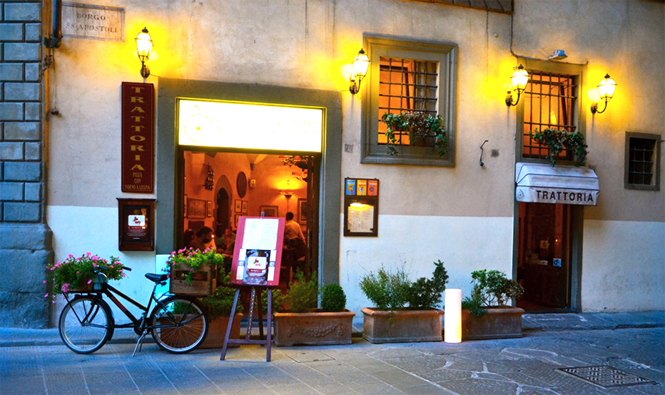 Dining in Florence