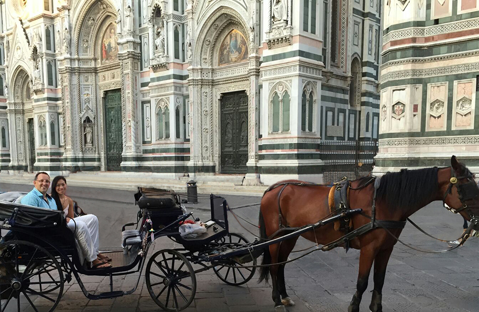 Florence Carriage Ride