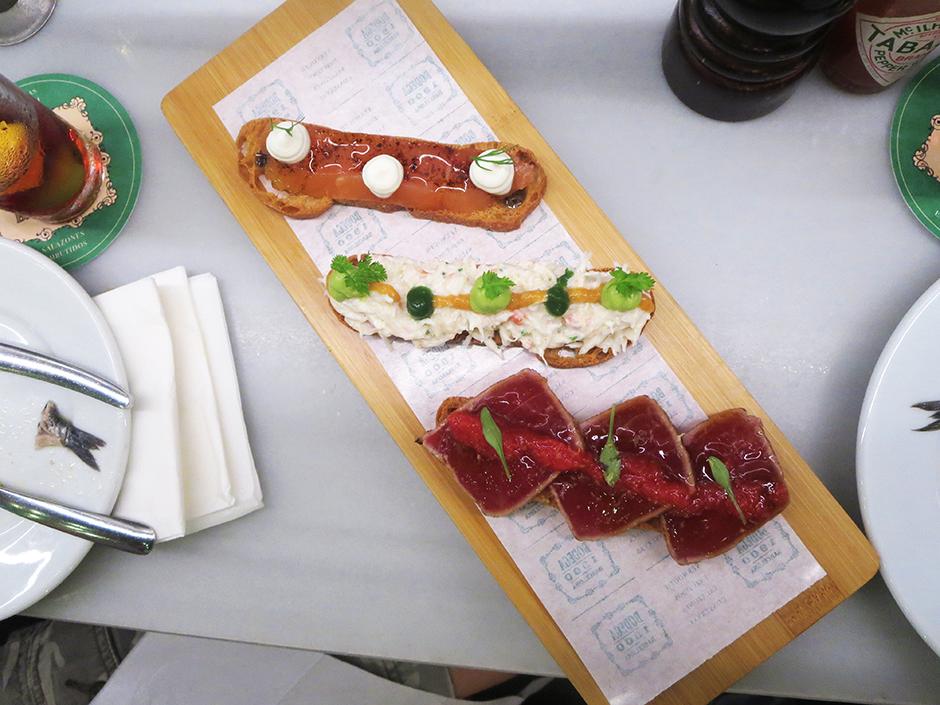 Bodega 1900 food