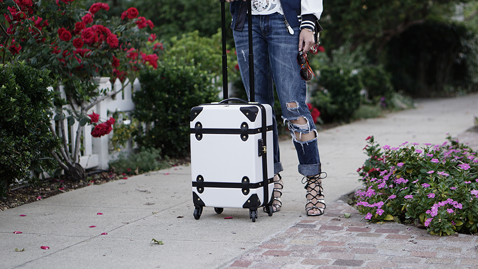 How to Dress for Road Trip Carry On