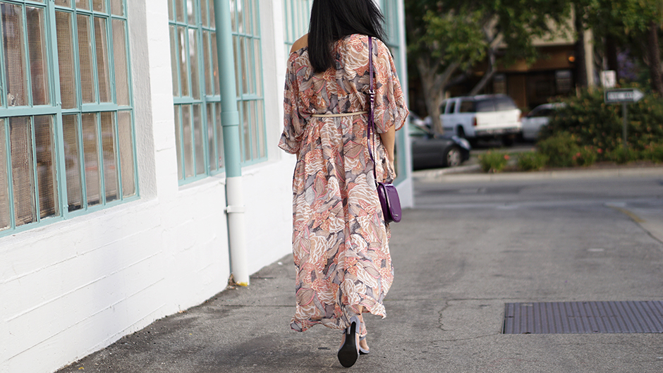 Summer Pattern Caftan