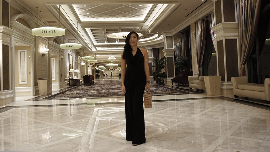 Las Vegas Ballagio - Style Blog