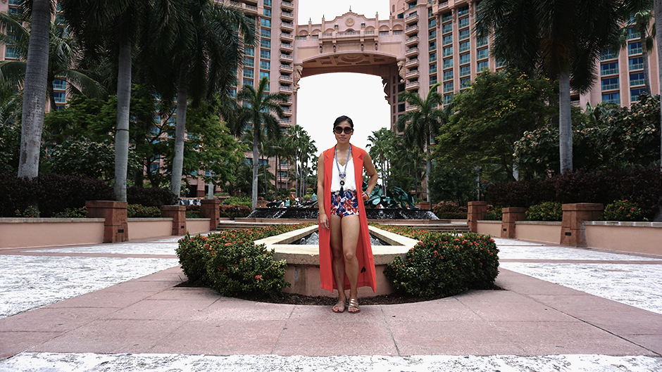 Miki at Atlantis