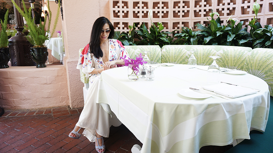 Beverly Hills Hotel Dining
