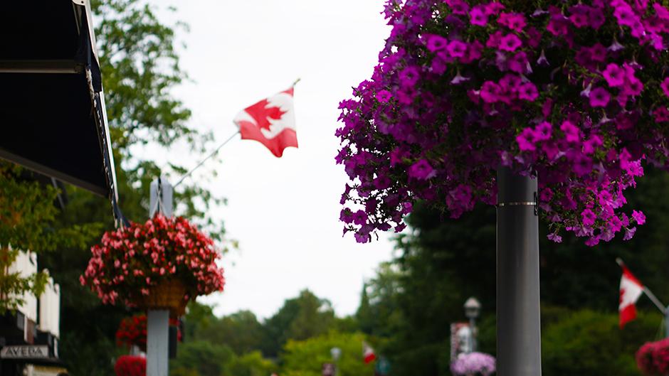 Main Street Unionville Canada