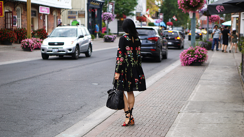 Street Style Trend Embroidery