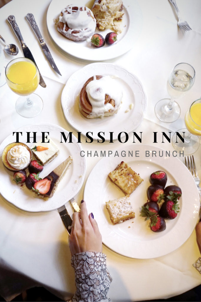 Champagne Brunch at The Mission Inn