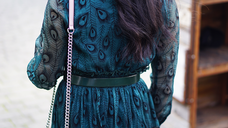 green-peacock-feather-dress