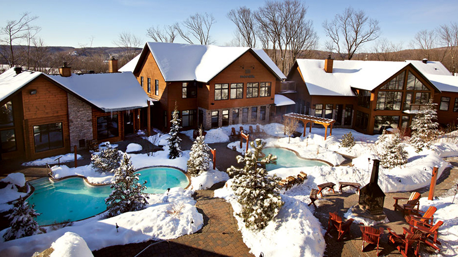 Spa Resorts In Montreal Canada