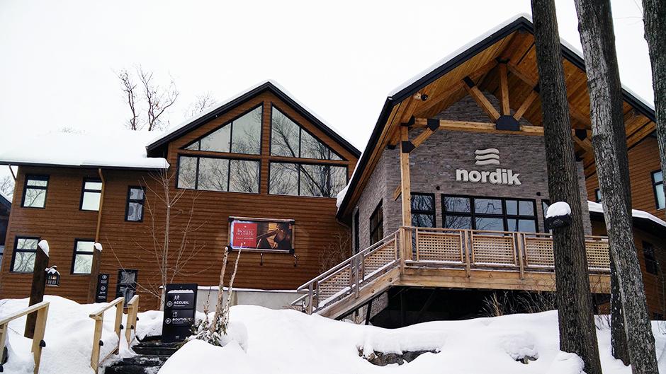 Nordik Spa Nature Ottawa Spa Resort