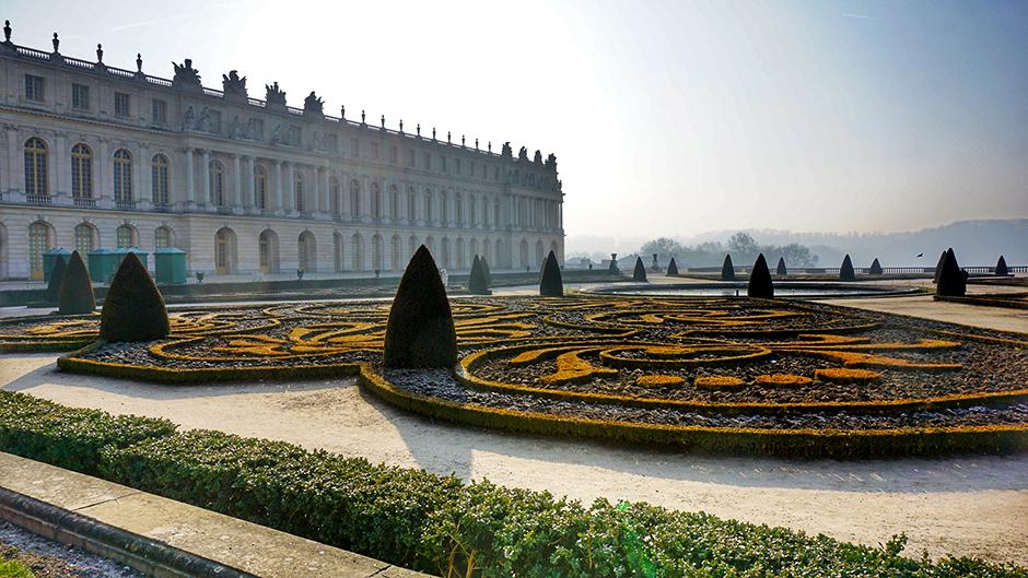 Chateau de Versailles Jardin