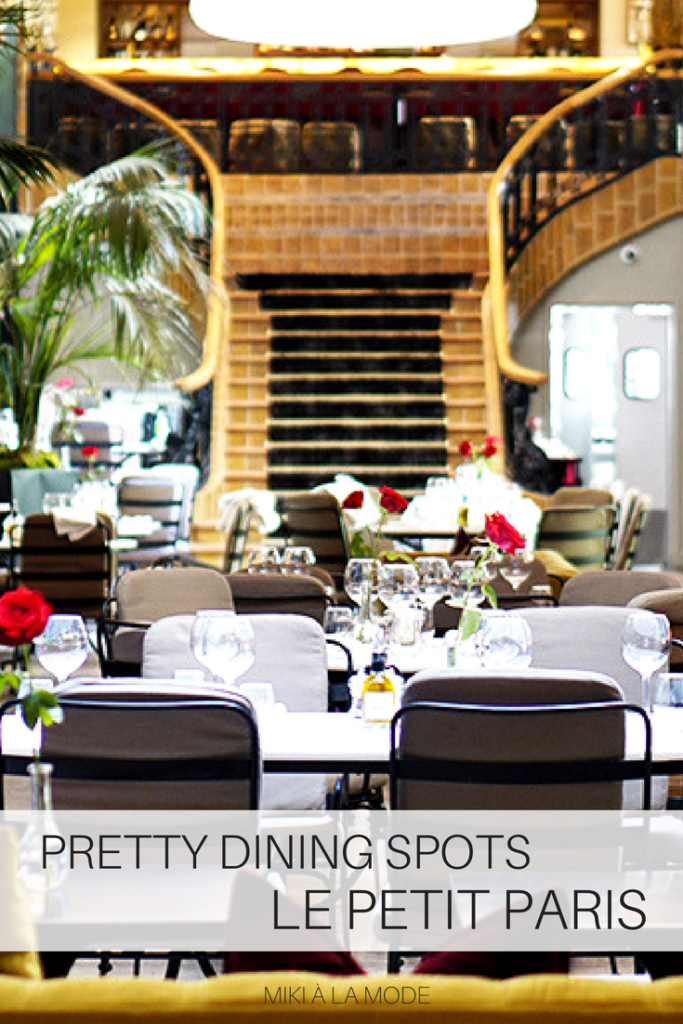 ROMANTIC PRETTY DINING SPOTS LOS ANGELES LA