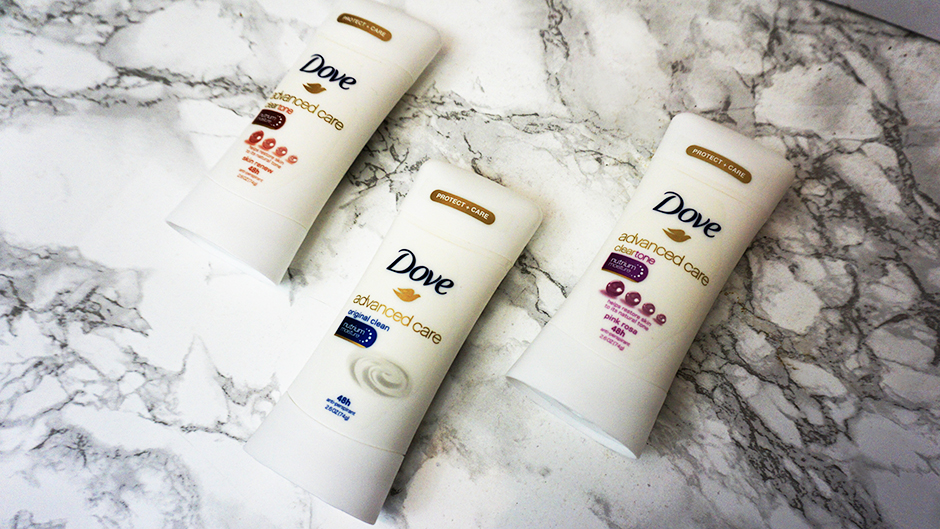 Dove Advanced Care Deodorant Review