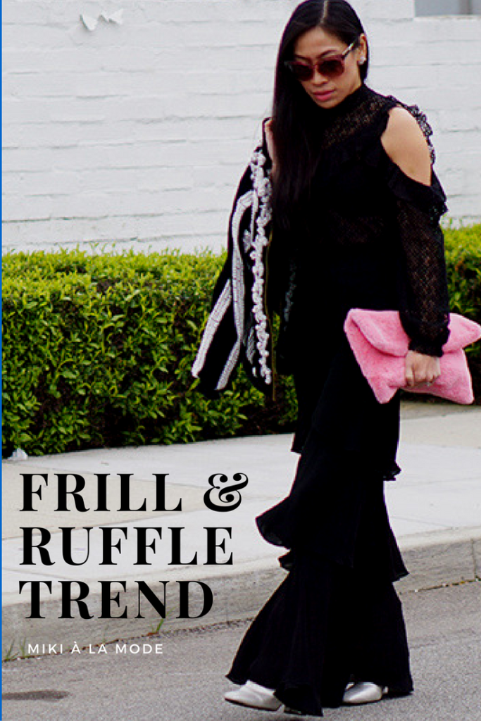 Frill & Ruffle Trend