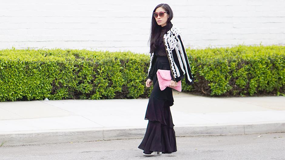 NYFW Street Fashion Blogger