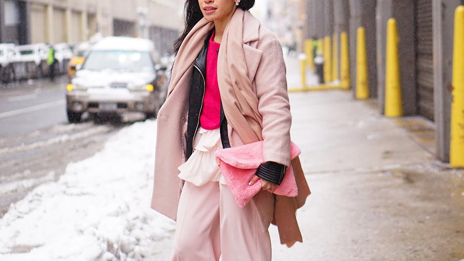 NYFW Street Style Blog