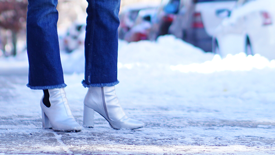 NYFW Street Style Shoes