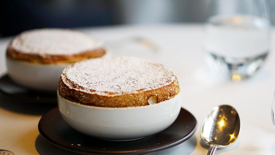 Antoine Restaurant Paris Souffle