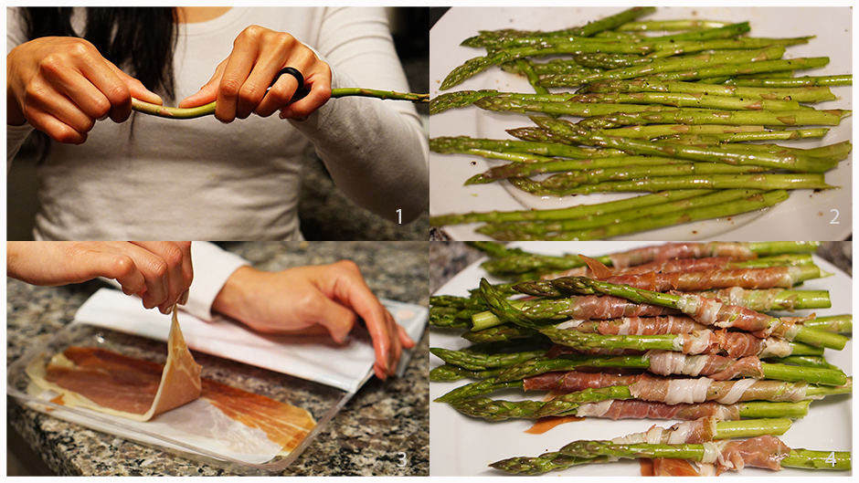 Proscuitto Wrapped Asparagus Recipe BBQ Pool Party #target #cocacola #ad #coke #shareanicecoldcoke #shop #cbias #IceColdSummerMoments