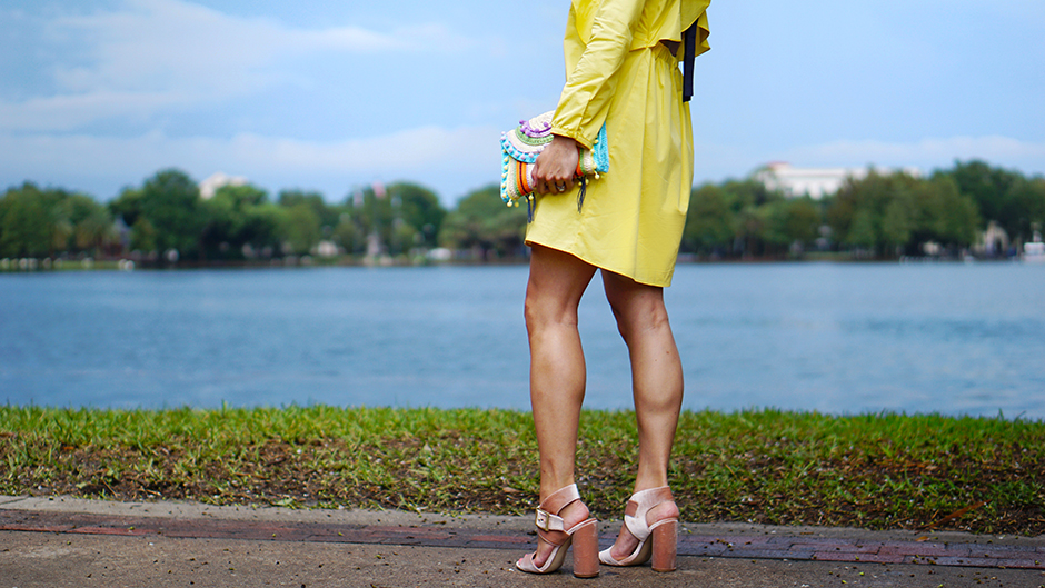 Pink Yellow Fashion Trend, Summer Fashion Trend, Yellow Pink Style #fashionblog #streetstyle #fashiontrends #ruffles #openback #fashiontrend #ss17