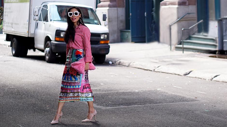 New York Fashion Week Day 2 Mikialamode