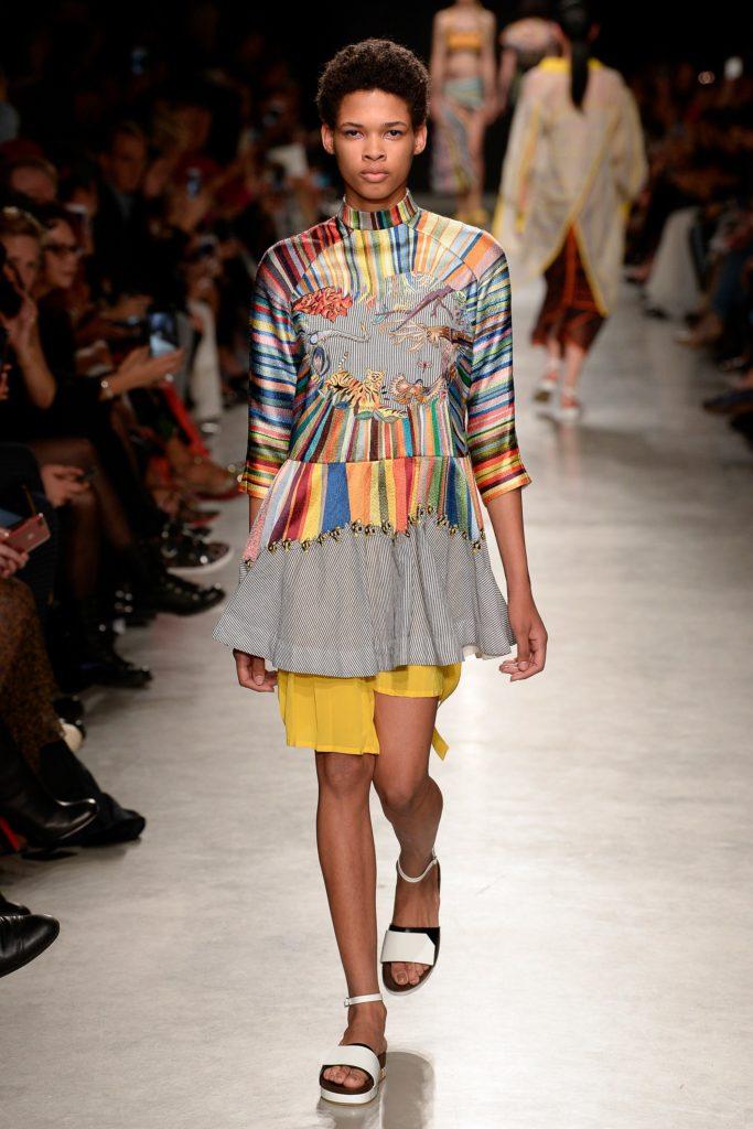 #rahulmishra #pfw #pfw17 #ss18 #newyork #fashionweek #runwayshow #trends #fashion #dresses #fashionblog #blogger #blog #fashionblogger #trends #fashiontrend #styleblog