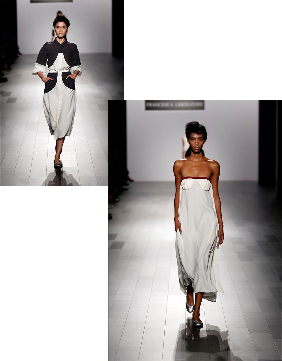 #franancescalibertore #nyfw #nyfwdesigner #nyfw17 #ss18 #newyork #fashionweek #runwayshow #trends #fashion #dresses #fashionblog #styleblog #blogger #blog #fashionblogger #trends #blackandwhite #fashiontrends
