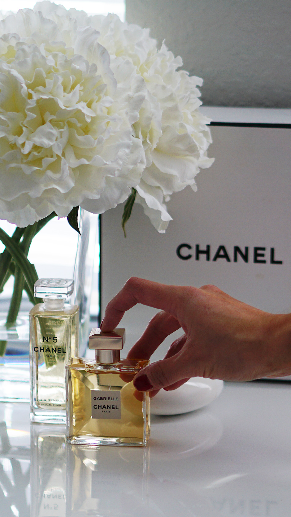 CHANEL Gabrielle Chanel, Eau De Parfum Spray Luxury Beauty Products #ad #beautyproducts #truered #chanelbeauty #chanelpartner #redlipstick #mattelipstick #fashioninspiration #valentinesday #valentinesbeauty #beautyinspo