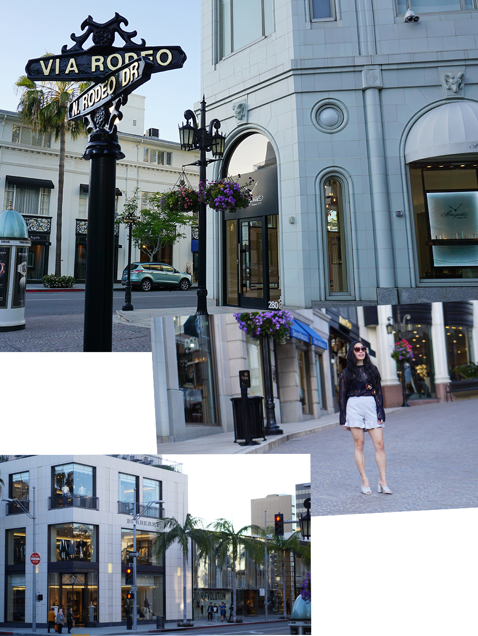 Rodeo Drive Beverlyl Hills Los Angeles Instagrammable Spots California #topinstagrammablespots #fashionblog #styleblog #scenicspots #visitcalifornia #california #losangeles #lalife #santamonica #venicebeach #socal #graffitiwalls #fashionblogger #ootd #photogenicspots #beverlyhills #hollywood #westhollywood