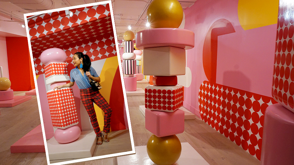 Museum of Ice Cream #fashionblog #outfitinspiration #outfitinspo #miami #miamitripideas #miamivacation #miamidaytrip #miamidiary #museumoficecream #zarawoman #zara #valentino #valentinorockstud #hm